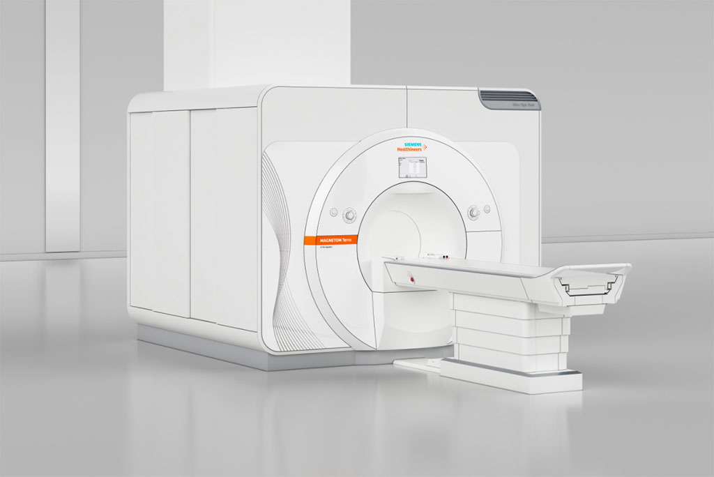 Image: The new SIGNA 7.0T MRI system (Photo courtesy of GE Healthcare)