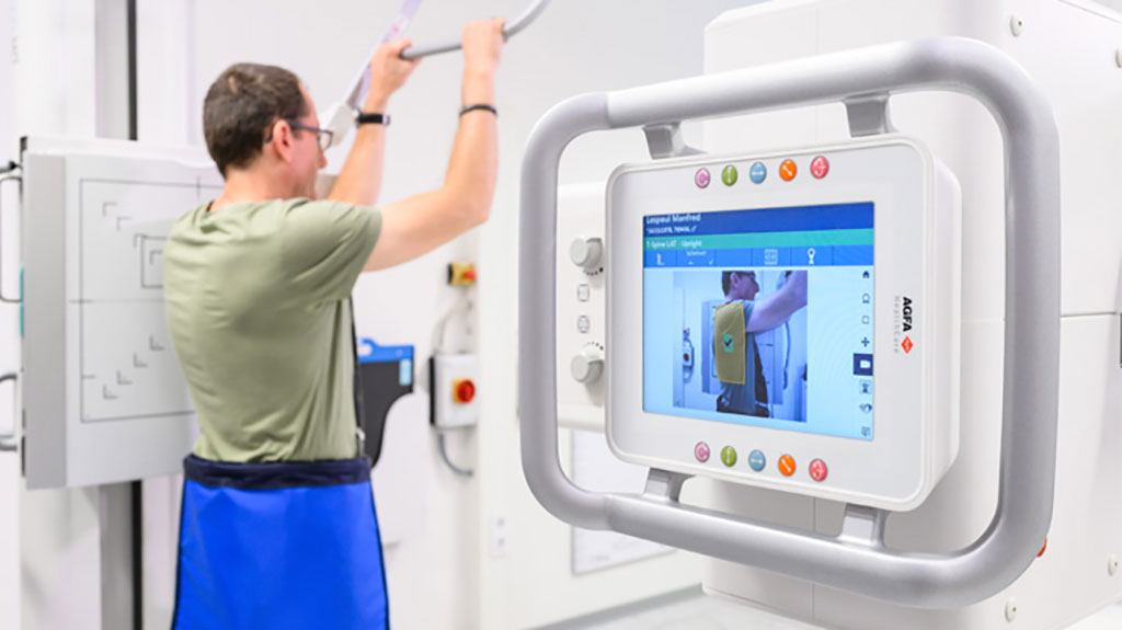 Image: Agfa HealthCare has launched its SmartXR digital radiography portfolio at RSNA 2020 (Photo courtesy of Agfa HealthCare)