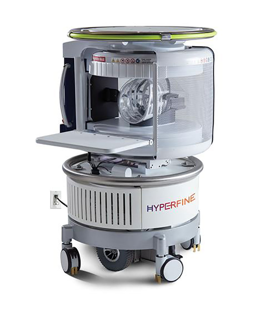 Image: Swoop Portable MR Imaging System (Photo courtesy of Hyperfine Research, Inc.)