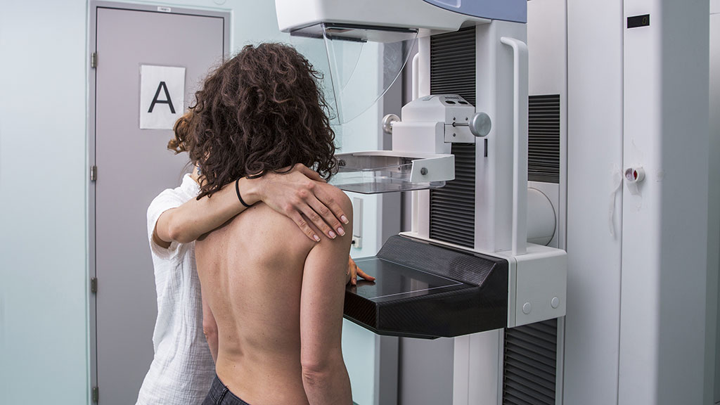 Image: Imaging can underestimate the actual size of a breast tumor (Photo courtesy of Getty Images)