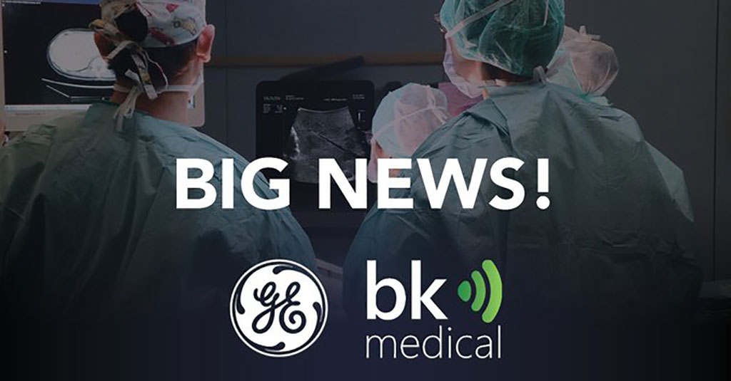 Image: GE Healthcare acquires BK Medical (Photo courtesy of GE Healthcare)