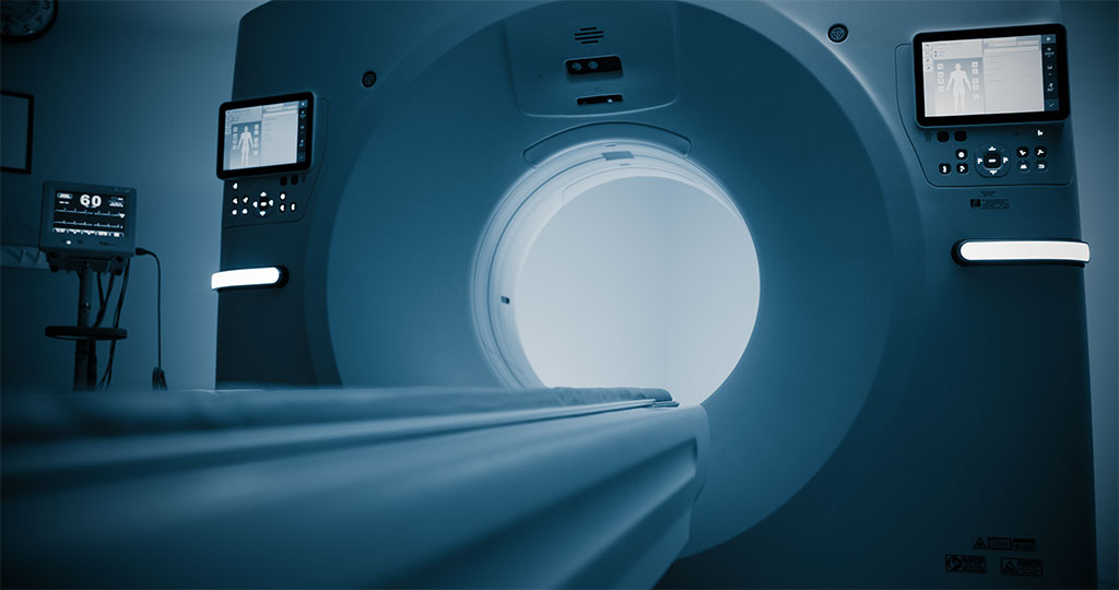 Image: The Revolution Ascend CT scanner (Photo courtesy of GE Healthcare)