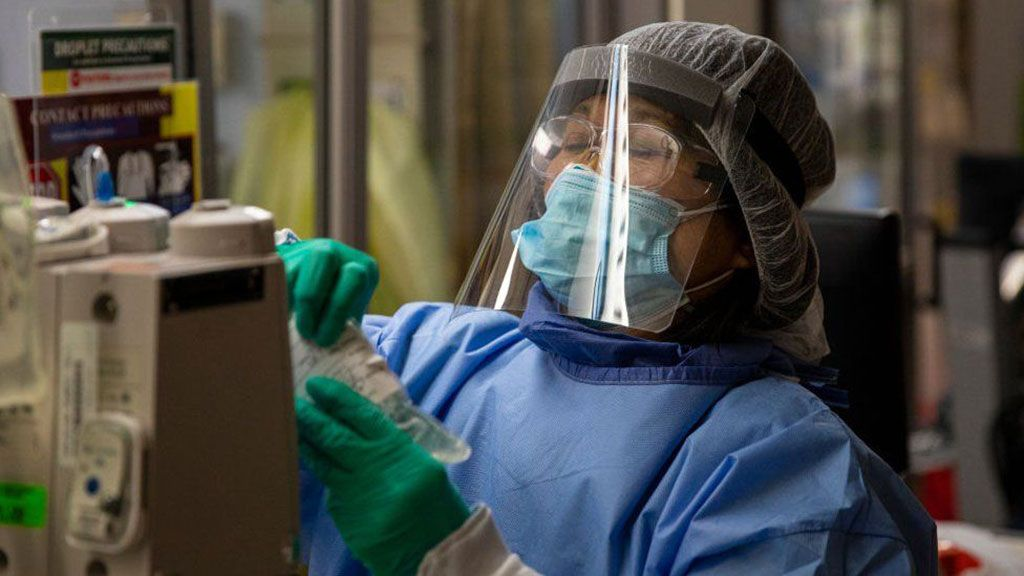Imagen: La terapia anticoagulante puede mejorar la supervivencia en la COVID-19 (Fotografía cortesía de Getty Images)