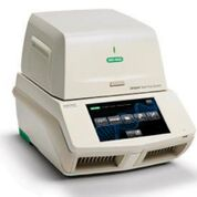 Imagen: El sistema de detección de PCR en tiempo real, CFX384 (Fotografía cortesía de Bio-Rad Laboratories).