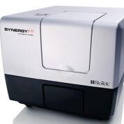 Imagen: El lector de microplacas multimodo Synergy H1 (Fotografía cortesía de BioTek).