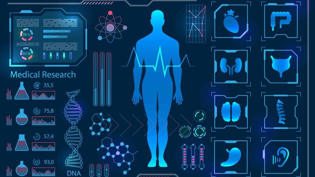 Imagen: Las herramientas de inteligencia artificial mejoran los dispositivos de diagnóstico médico, ayudando a aumentar sus capacidades de detección (Fotografía cortesía de Shutterstock).