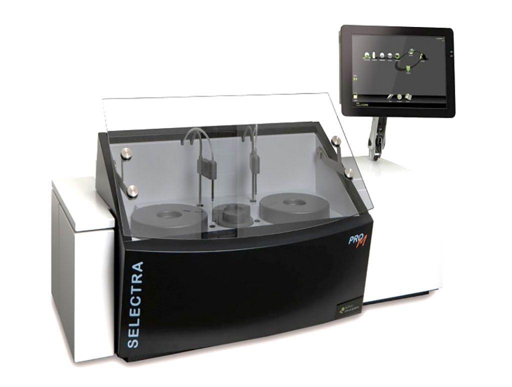 Immagine: Biochimica analizzatore Vitalab Selectra Pro (fotografia di cortesia di Elitechgroup).