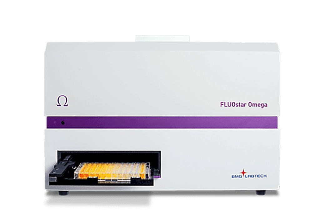 Imagen: El lector de microplacas FLUOstar Omega (Fotografía cortesía de BMG LABTECH).
