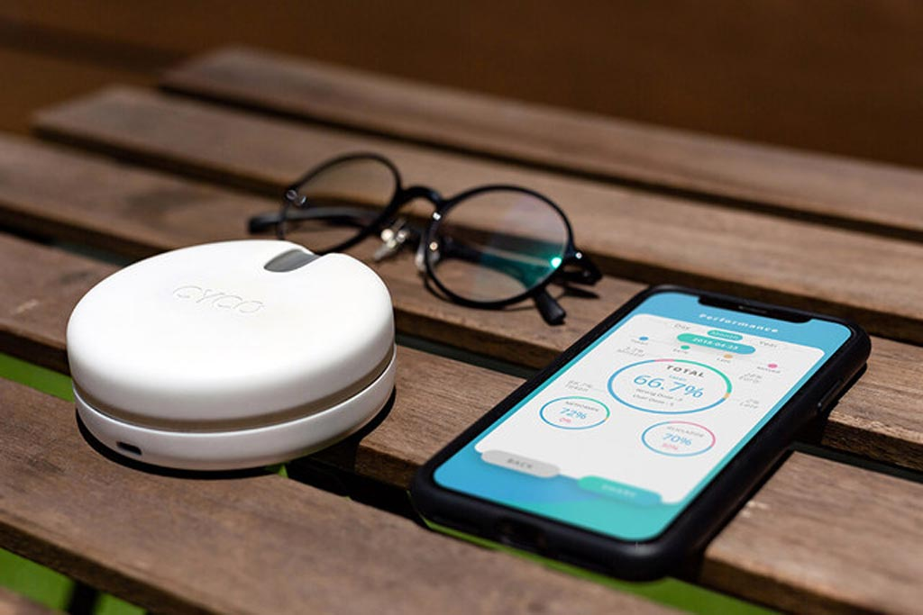 Image: A smart pillbox lessens the struggle of effectively controlling daily medication consumption (Photo courtesy of Qualife).