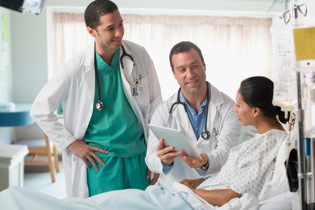 Image: Research shows that patients regularly hold back information from their doctors (Photo courtesy of Getty Images).