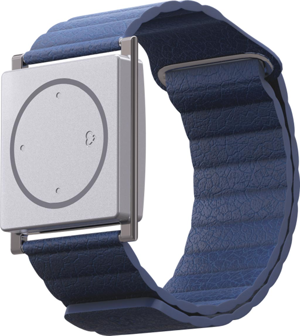 Image: The Empatica Embrace epilepsy smartband (Photo courtesy of Empatica).