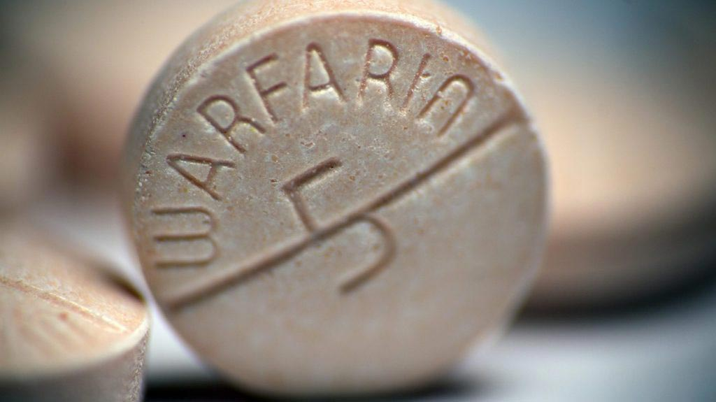 Image: Many people who take warfarin concomitantly take aspirin without needing it (Photo courtesy of Shutterstock).