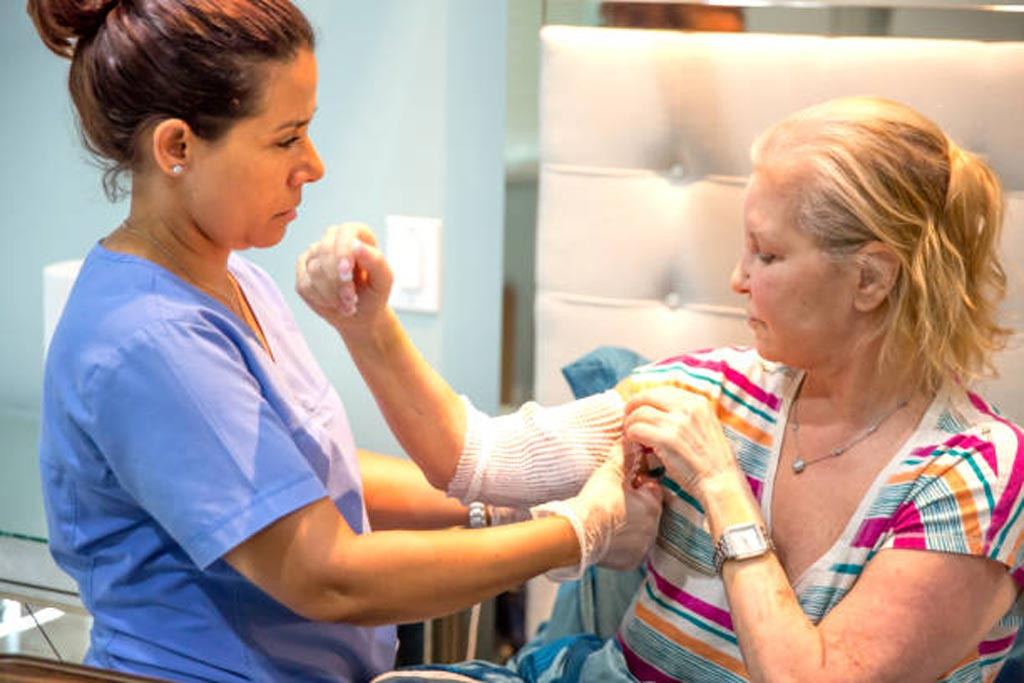 Image: A new study shows that despite professional recommendations, PICC lines are still being placed in patients with CKD (Photo courtesy of iStock).