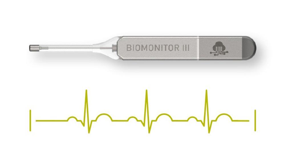 Image: The BIOMONITOR III ICM (Photo courtesy of BIOTRONIK).