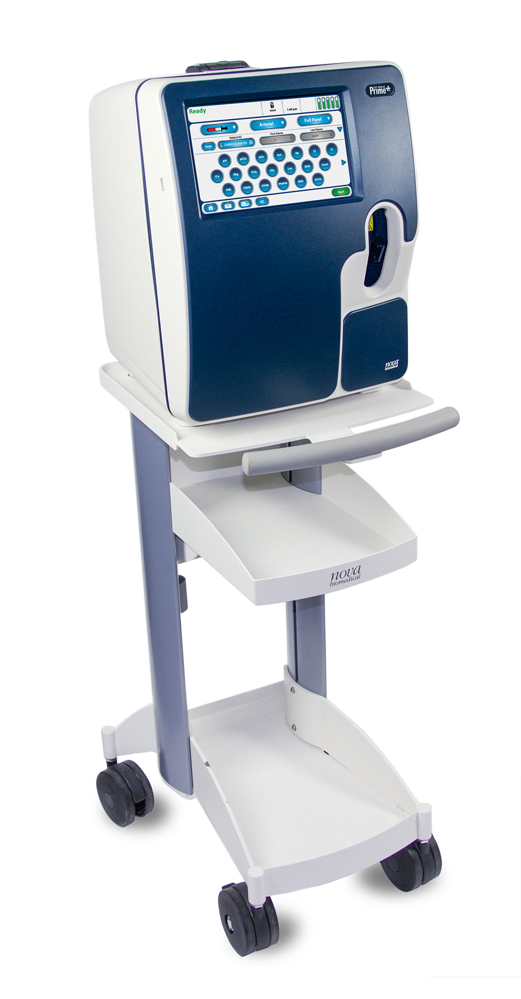 Image: Nova\'s Stat Profile Prime Plus critical care blood gas analyzer (Photo courtesy of Nova Biomedical)