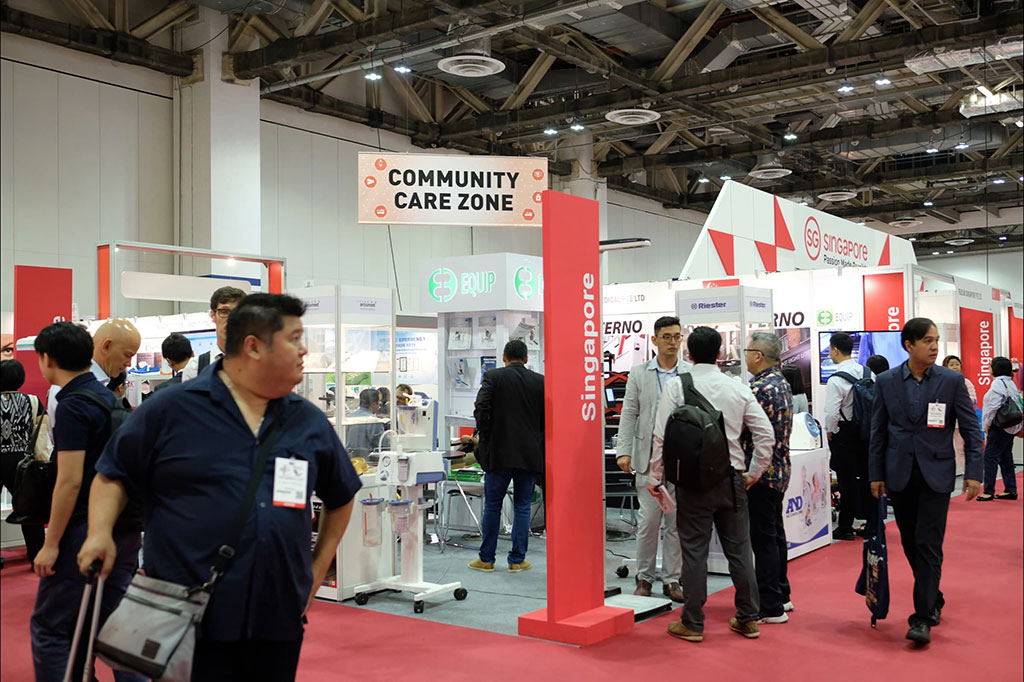 Image: Medical Fair Asia 2020 Set to Take Place in Singapore from 9 – 11 December 2020 (Photo courtesy of Medical Fair Asia)