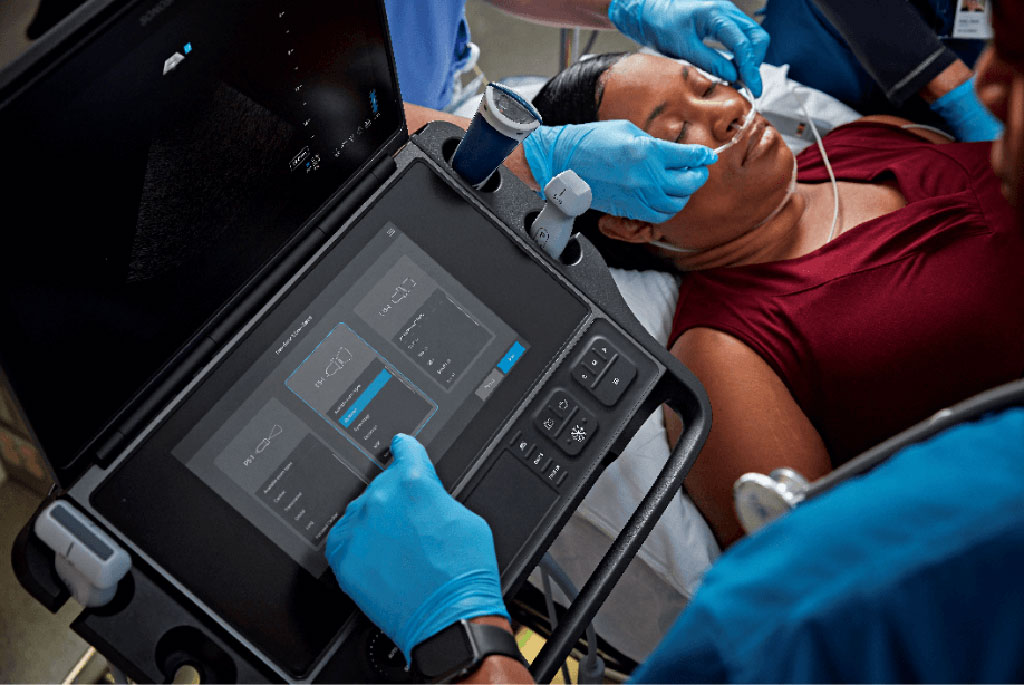 Image: Fujifilm Sonosite to Investigate Role of Point-of-Care Ultrasound in COVID-19 Patients Through Clinical Research (Photo courtesy of FUJIFILM Sonosite, Inc.)