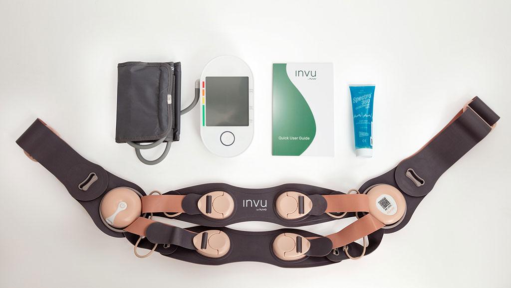 Image: The INVU remote pregnancy monitoring platform (Photo courtesy of INVU)