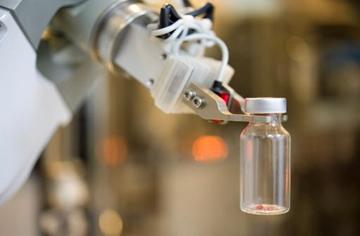 Image: Market research shows the global robotic laboratory automation systems market has reached USD 8.8 billion (Photo courtesy of Getty Images).