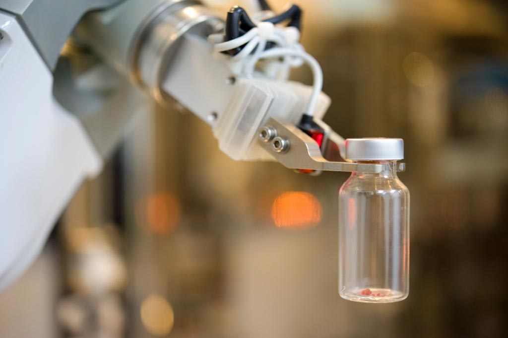 Image: Without robotics and automation, some labs may be unable to keep pace with testing, and the loss of experienced technicians (Photo courtesy of Lab Automation).