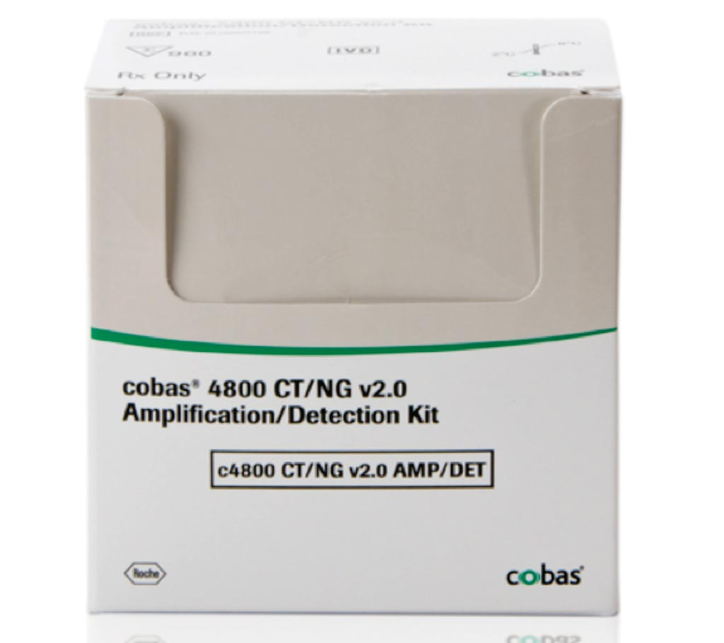 Image: The cobas CT/NG test is an in vitro nucleic acid amplification test for the qualitative detection of Chlamydia trachomatis (CT) and/or Neisseria gonorrhoeae (NG) in patient specimens (Photo courtesy of Roche Molecular Diagnostics).