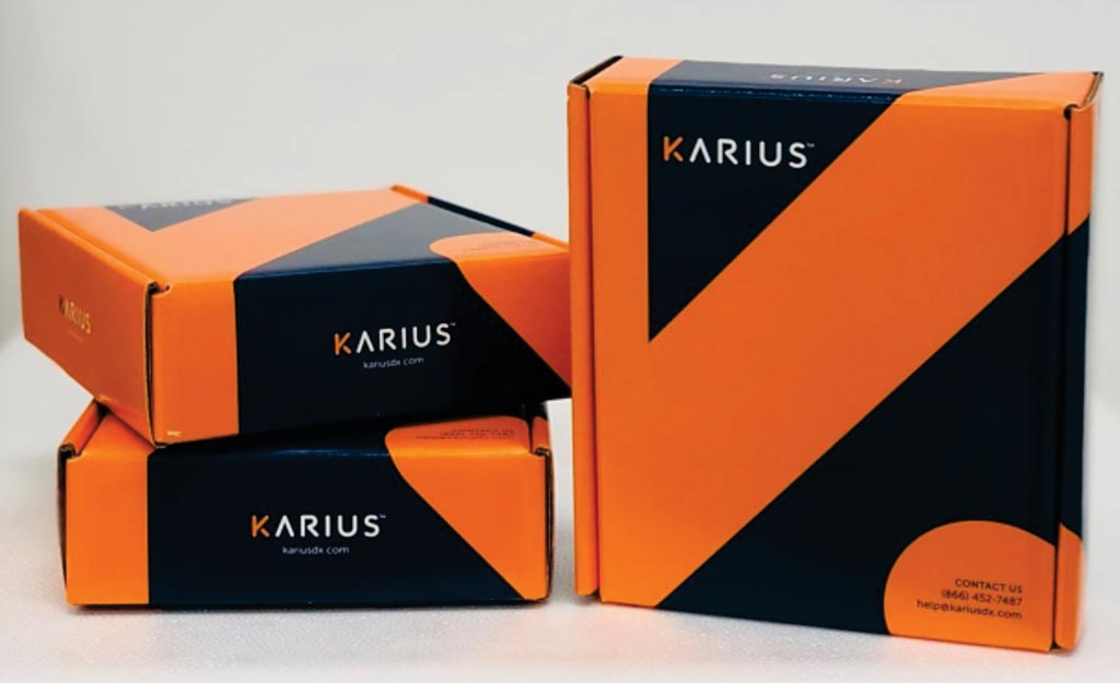 Image: The Karius test is a comprehensive next-generation sequencing (NGS) assay performed by the CLIA-certified and CAP-accredited Karius laboratory to identify and quantify microbial cell-free DNA in plasma from more than 1,000 bacteria, DNA viruses, fungi, molds, and protozoa (Photo courtesy of Karius).