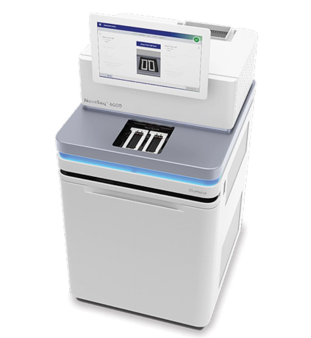 Image: The NovaSeq 6000 system offers high-throughput sequencing across a broad range of applications (Photo courtesy of Illumina).