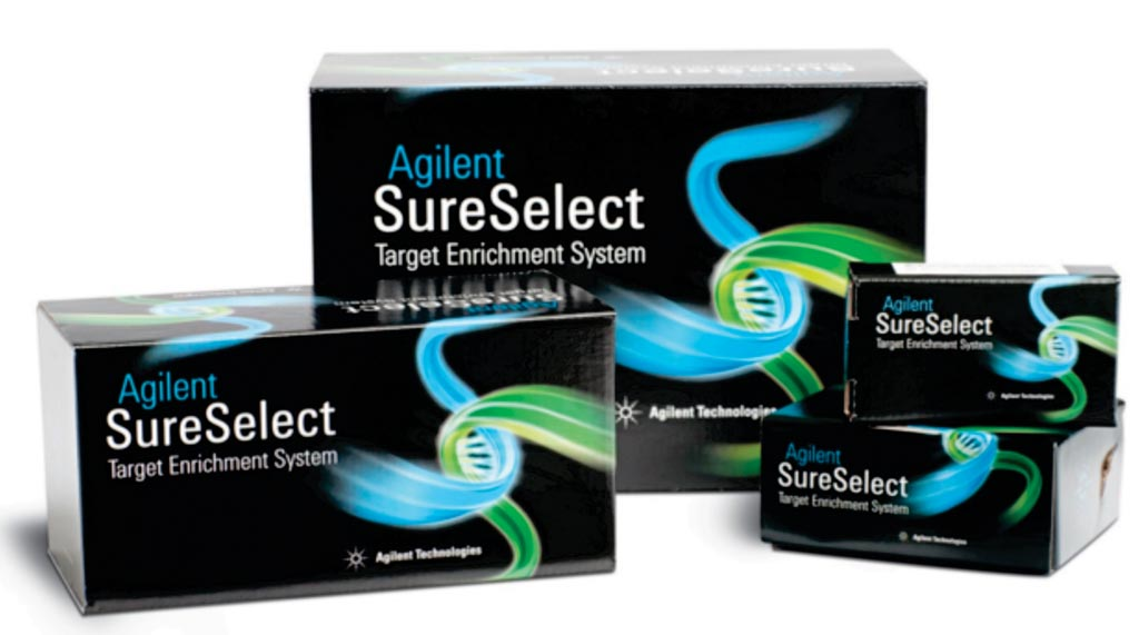 Image: The SureSelect XT combines sequencing library preparation and gDNA preparative reagents with the SureSelect target enrichment system (Photo courtesy of Agilent Technologies).