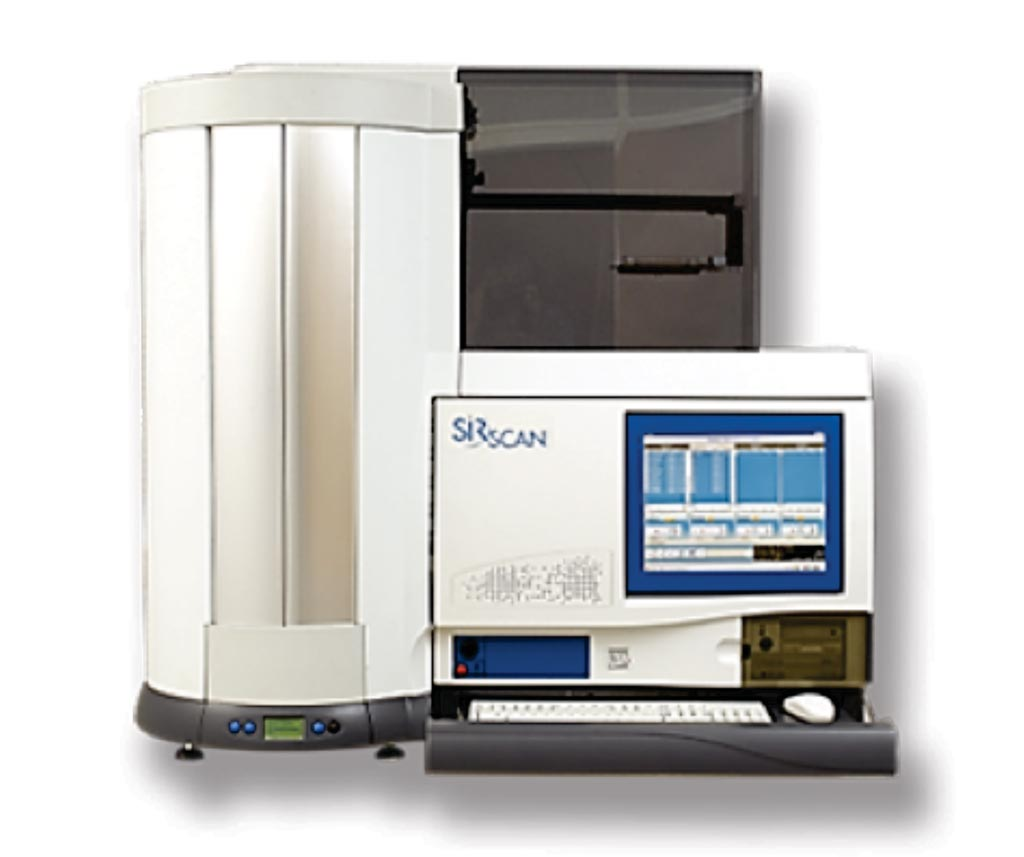 Image: The SIRscan 2000 Automatic Agar Reader-Incubator for susceptibility testing (Photo courtesy of i2a Diagnostics).