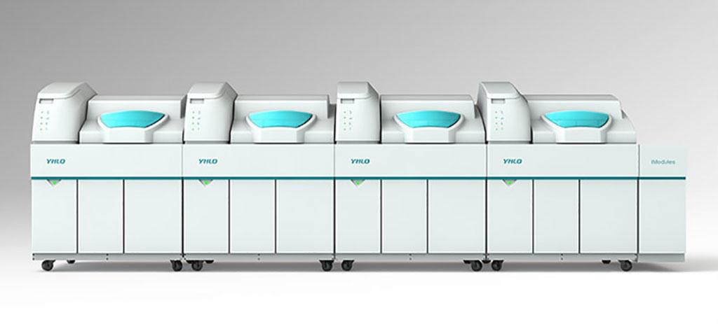 Image: iModules Integration System for Immunoassay (Photo courtesy of Shenzhen YHLO Biotech Co., Ltd.)