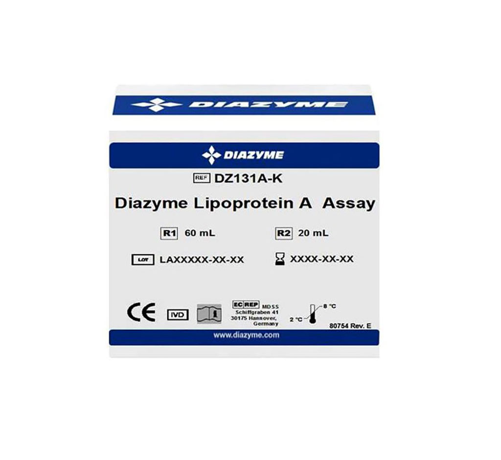 Image: The Diazyme Lipoprotein A assay kit is for the in vitro quantitative determination of Lp(a) concentration in human serum or plasma on Clinical Chemistry Systems (Photo courtesy of Diazyme)
