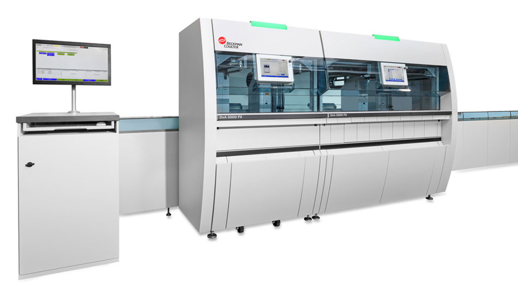 Image: DxA 5000 Fit (Photo courtesy of Beckman Coulter)