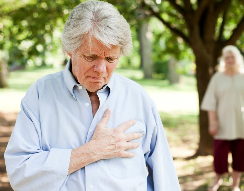 Image: A silent heart attack increase stroke risk (Photo courtesy of Getty Images).