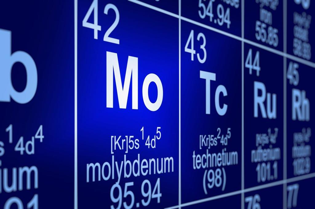 A new production method generates medical grade Mo-99 (Photo courtesy of iStock).