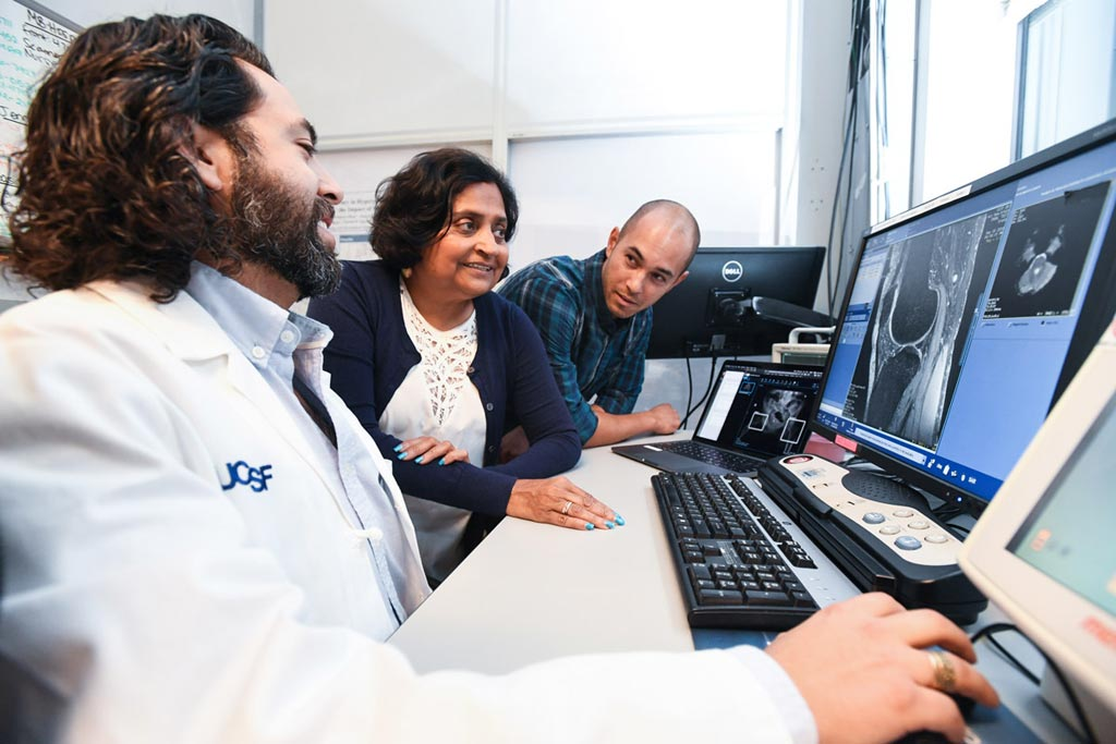"""Image: The Center for Intelligent Imaging is designed to, """"develop and apply AI to devise powerful new ways to look inside the body and to evaluate health and disease,"""" (Photo courtesy of UCSF)."""