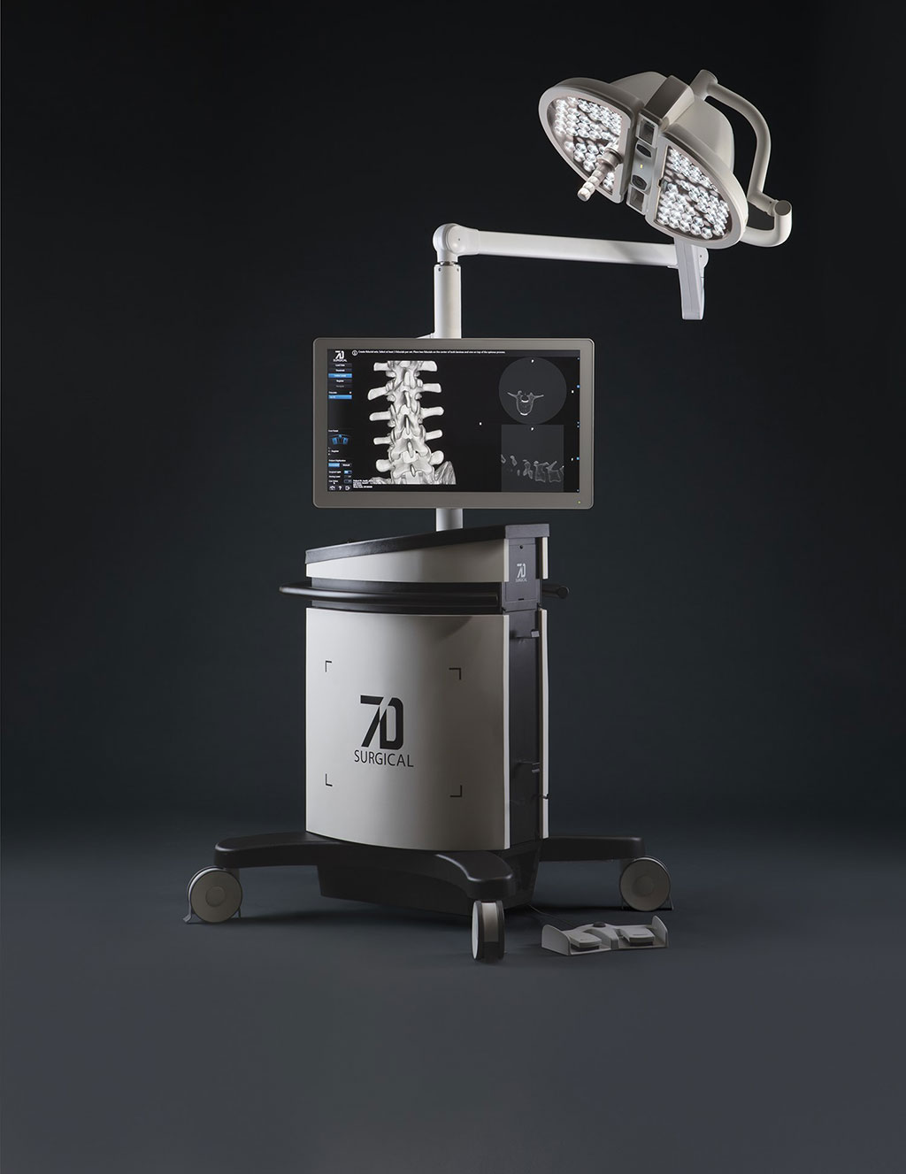 Image: 7D Surgical System (Photo courtesy of 7D Surgical)