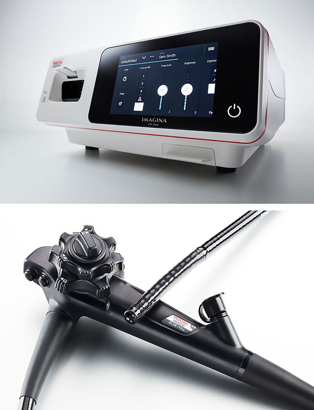 Image: The Pentax Medical) Imagina i10C endoscopy system (Photo courtesy of Pentax medical)