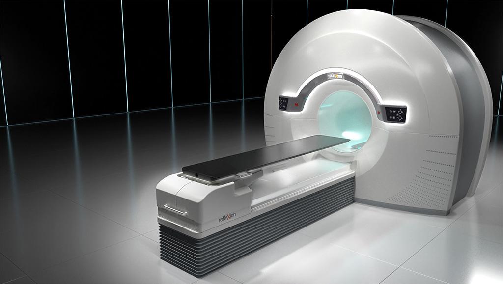 Image: The RefleXion Medical X1 machine (Photo courtesy of RefleXion Medical)