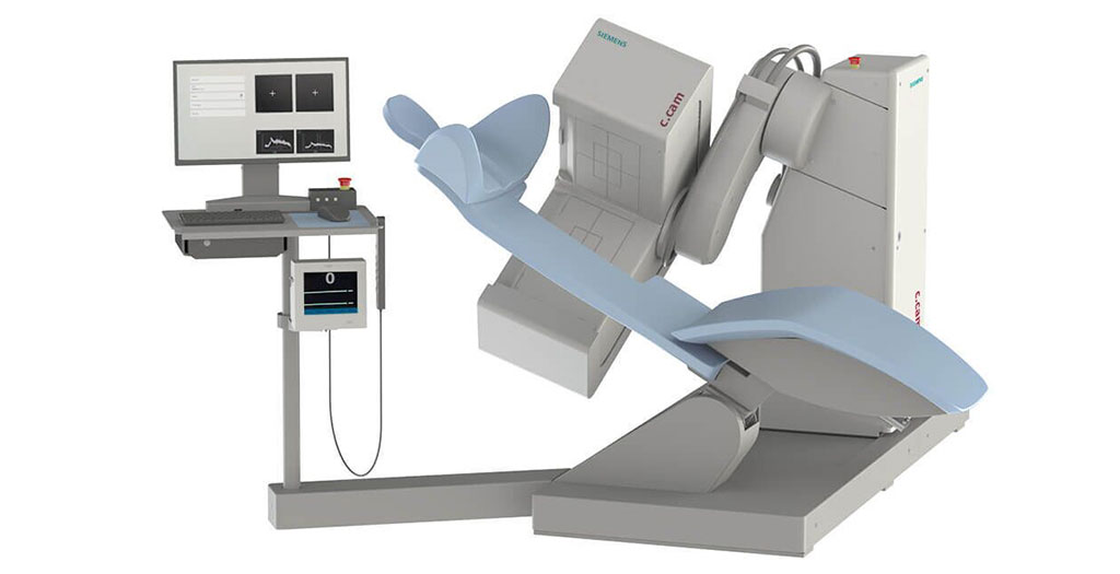 Image: The c.cam Cardiac SPECT System (Photo courtesy of Siemens Healthineers)