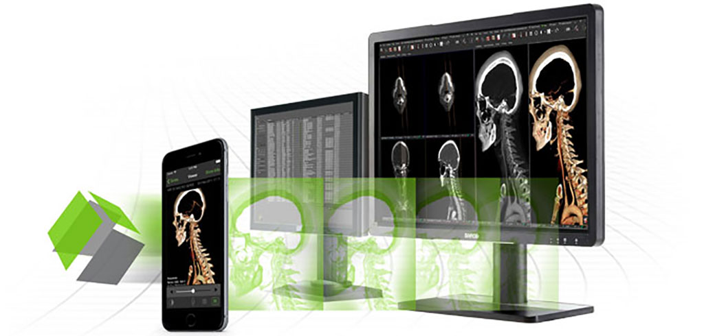 Image: The Visage 7 PACS solution (Photo courtesy of Visage Imaging)
