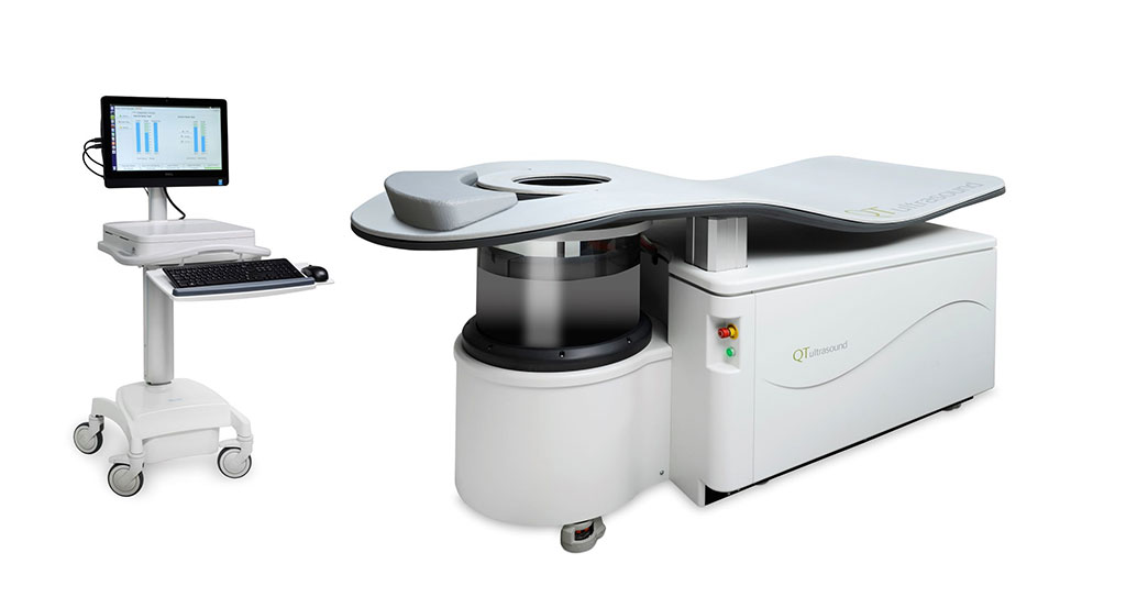 Image: The QTscan and QTviewer (Photo courtesy of QT Imaging)