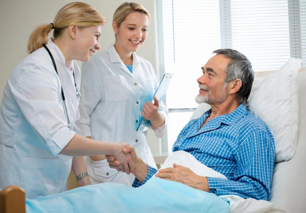 Открытки, картинка врачи больница