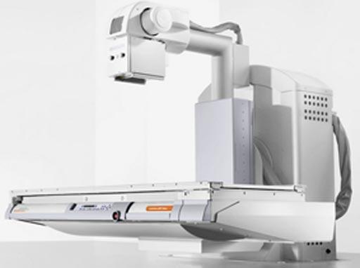 Система цифровой флюороскопии и рентгенографии