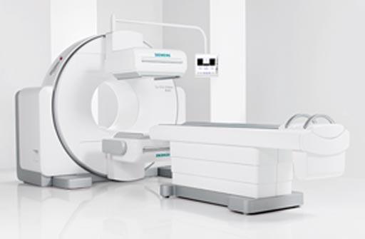 Система однофотонной эмиссионной компьютерной томографии (ОФЭКТ) и компьютерной томографии (КТ)
