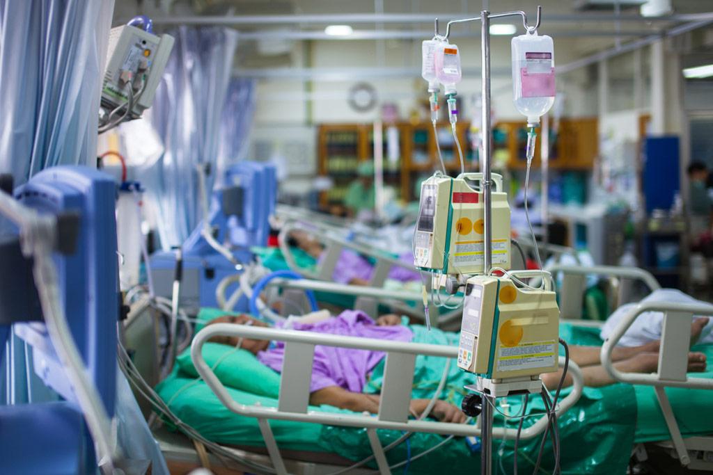 Нецелесообразное использование отделения интенсивной терапии может негативно отразиться на реабилитации (фото любезно предоставлено Shutterstock).