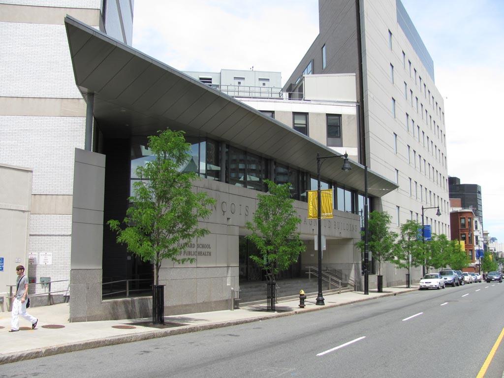 Гарвардская школа общественного здравоохранения (фото любезно предоставлено Wikimedia).
