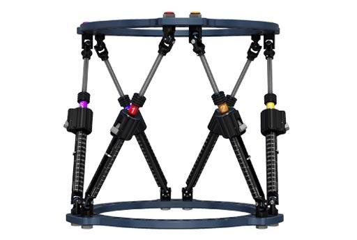 Многоосное внешнее устройство фиксации использует программное обеспечение 3D-планирования для оптимального лечения (фото любезно предоставлено DePuy Synthes).