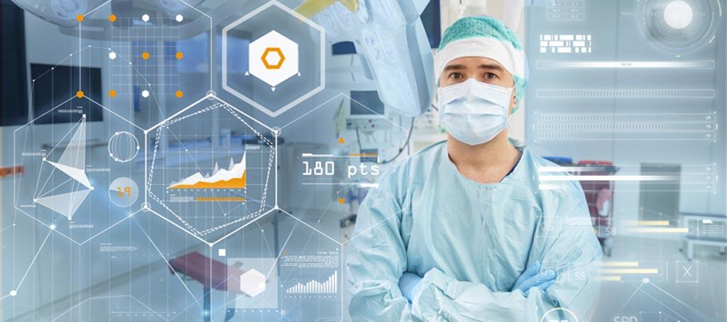 Ожидается, что усовершенствованные системы виртуальной реальности помогут преодолеть ограничения современных хирургических процедур в будущем (фото любезно предоставлено Shutterstock).