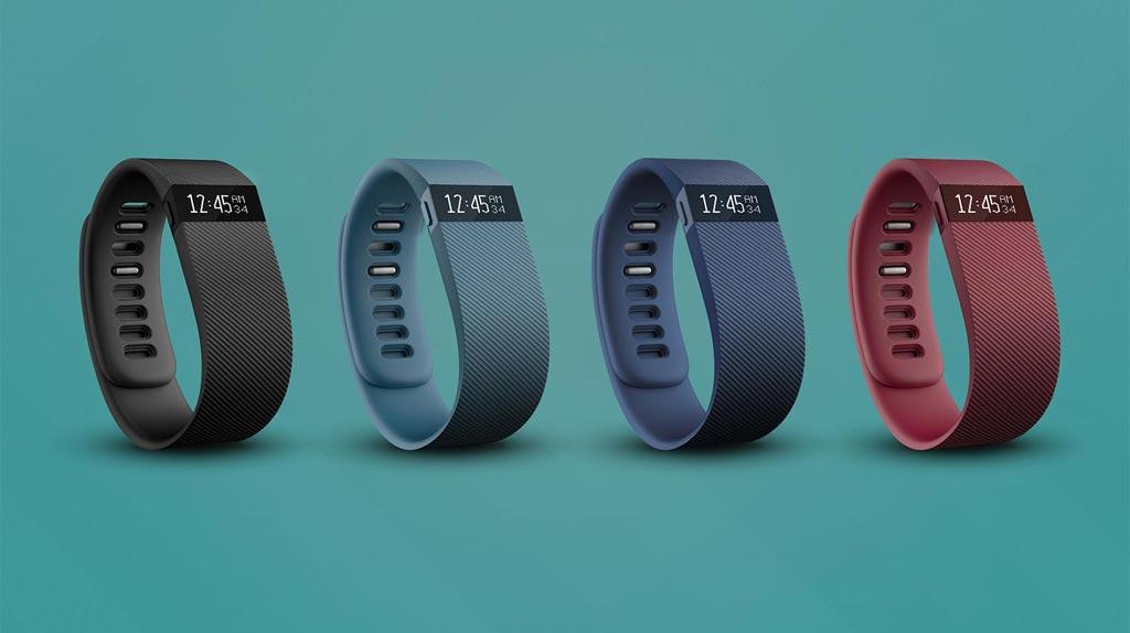 Фитнес-браслет Fitbit Charge HR (фото любезно предоставлено Fitbit).