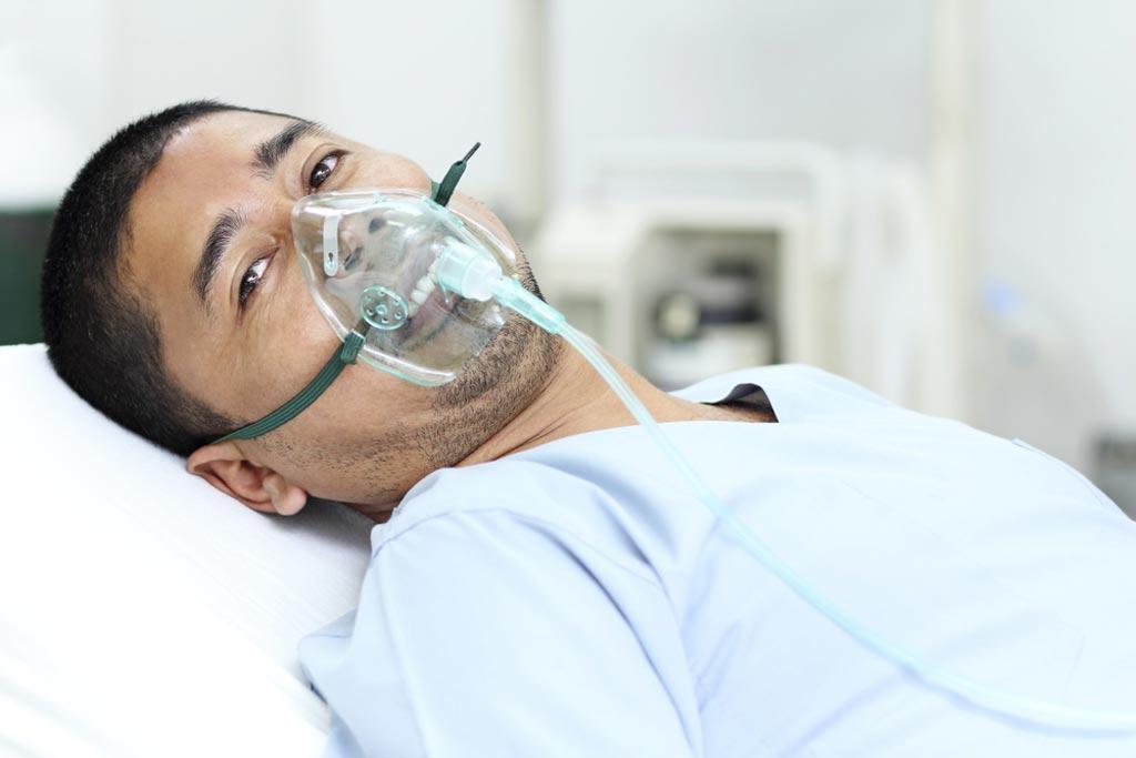 Новое исследование утверждает, что вдыхание оксида азота может уменьшить осложнения, связанные с почками, после операции (фото любезно предоставлено 123RF).